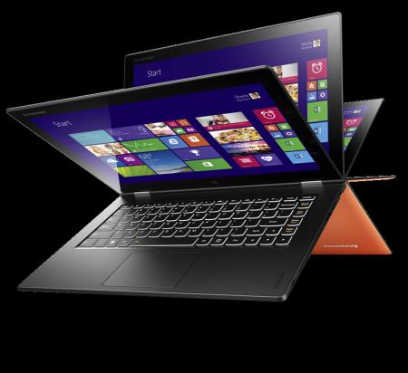 Lenovo Yoga 2 Pro_Orange_Hero_Backlit keyboard_06